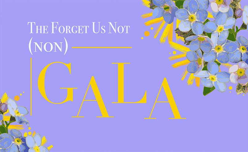 Forget Us Not Non Gala - Donate Page